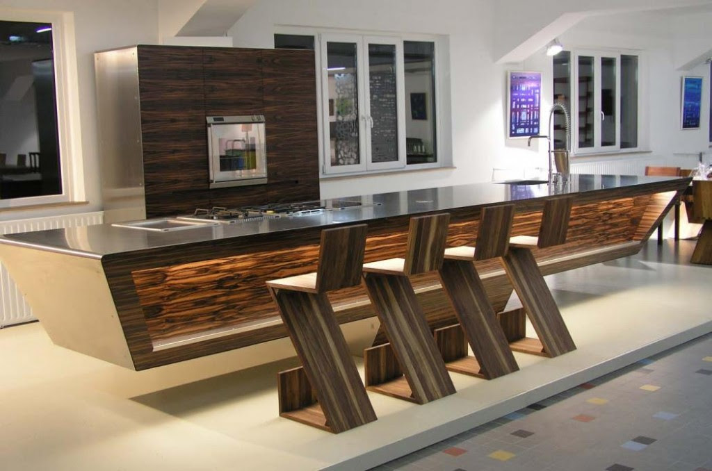 Be Creative with Modern Kitchen Cabinet Design Ideas - My ...