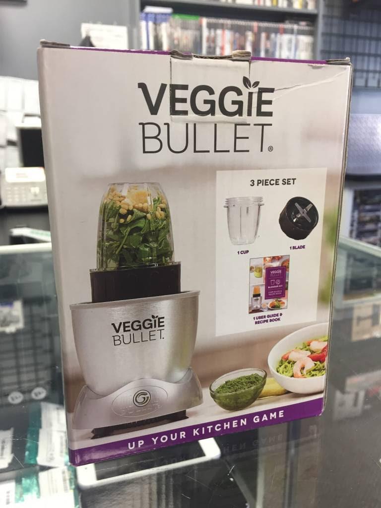 magic bullet veggie bullet new in box