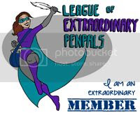 League of Extraordinary Penpals