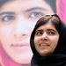 Malala Yousafzai spoke on the International Day of the Girl at the World Bank in Washington on Friday.