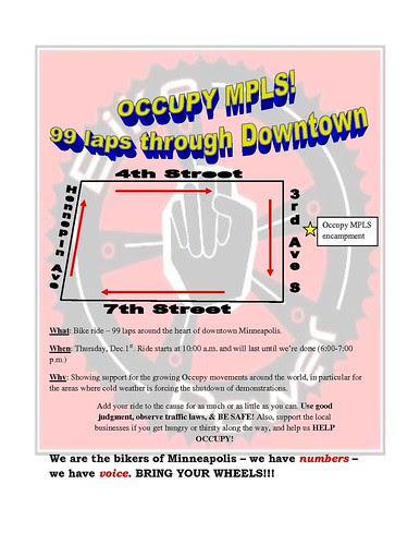Occupy Flyer