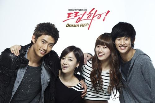 Korean Drama Dream High Watch Online
