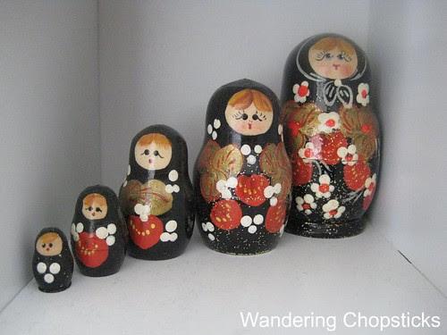 Russian Nesting Dolls from Tallinn, Estonia