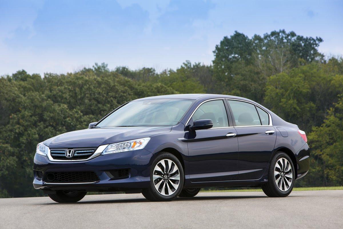 2014 Honda Accord Hy