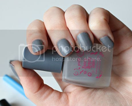 p2 Fancy Beauty Tales Matt Nail Polish