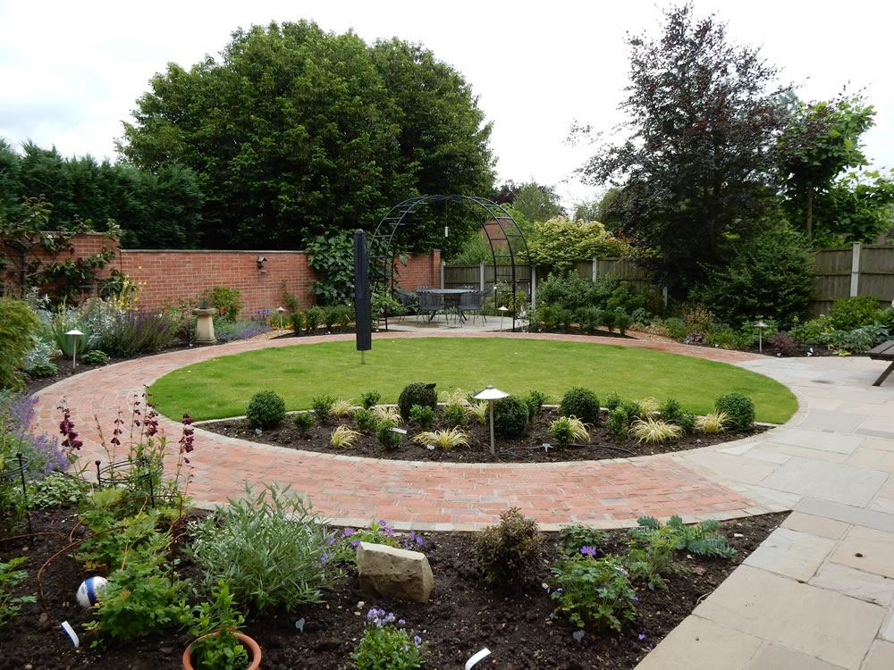 Dunia Belajar 9 Garden Design Photos