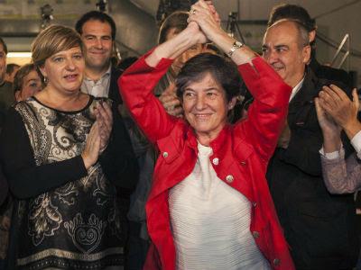 Mintegi ha calificado de 'magníficos' los resultados de EH Bildu - EFE