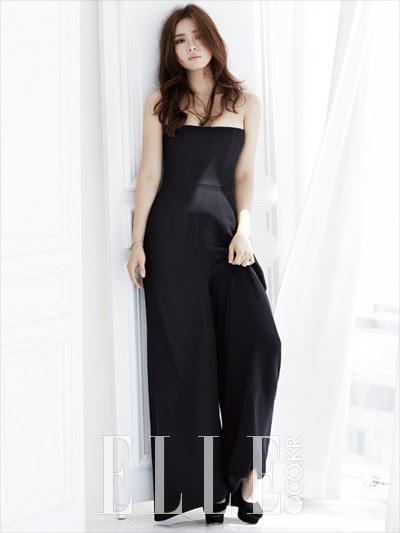Shin Se Kyung - Elle Magazine September Issue '14