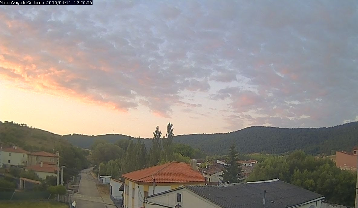 Webcam Vega del Codorno