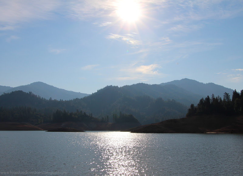 Loves Food, Loves to Eat: Lake Shasta