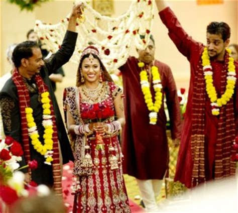 Wedding Traditions in India   North, South, East and West