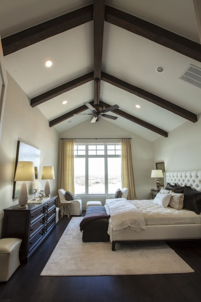 15 Attaractive Wood Bedroom Design Ideas - Decoration Love