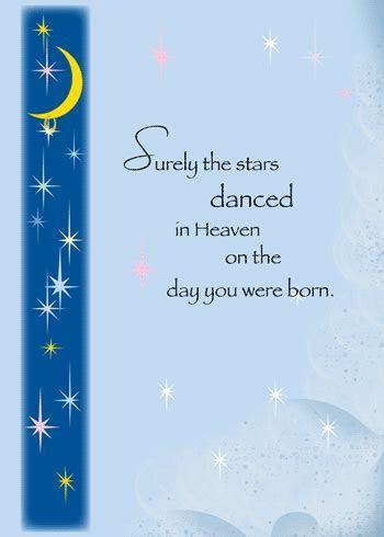 Stars In Heaven, Birthday. Free Happy Birthday eCards