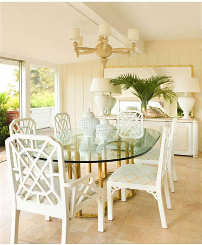 Sketch42 — kristen hutchins design beach house dining room paneled ...