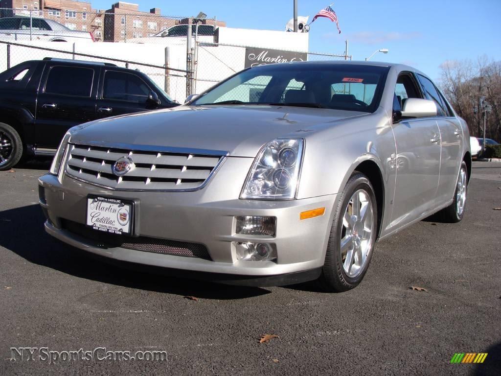 2006 Cadillac STS 4 V6 AWD in Light Platinum - 125608 ...