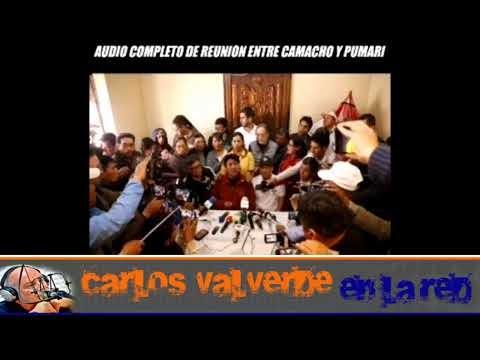 Carlos Valverde en la red: Programa del día lunes 09-12-2019