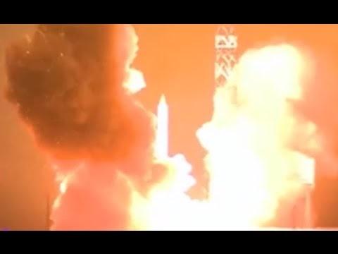 Türksat-4B uydusu başarıyla fırlatıldı.