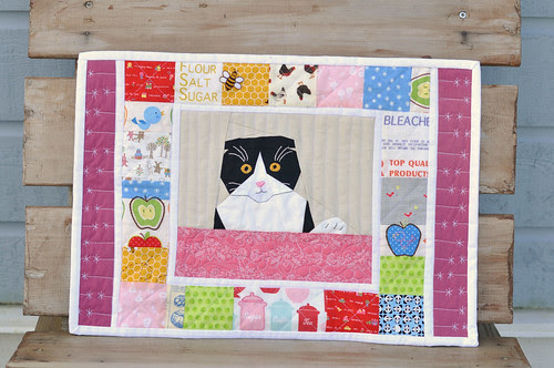 Kitty placemat KGS