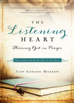 A Listening Heart by Judy Gordon Morrow