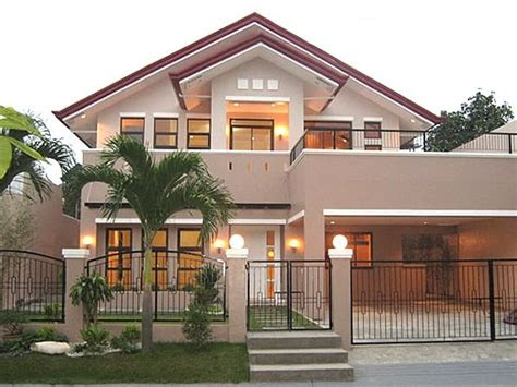 philippine bungalow house design mansions beach houses