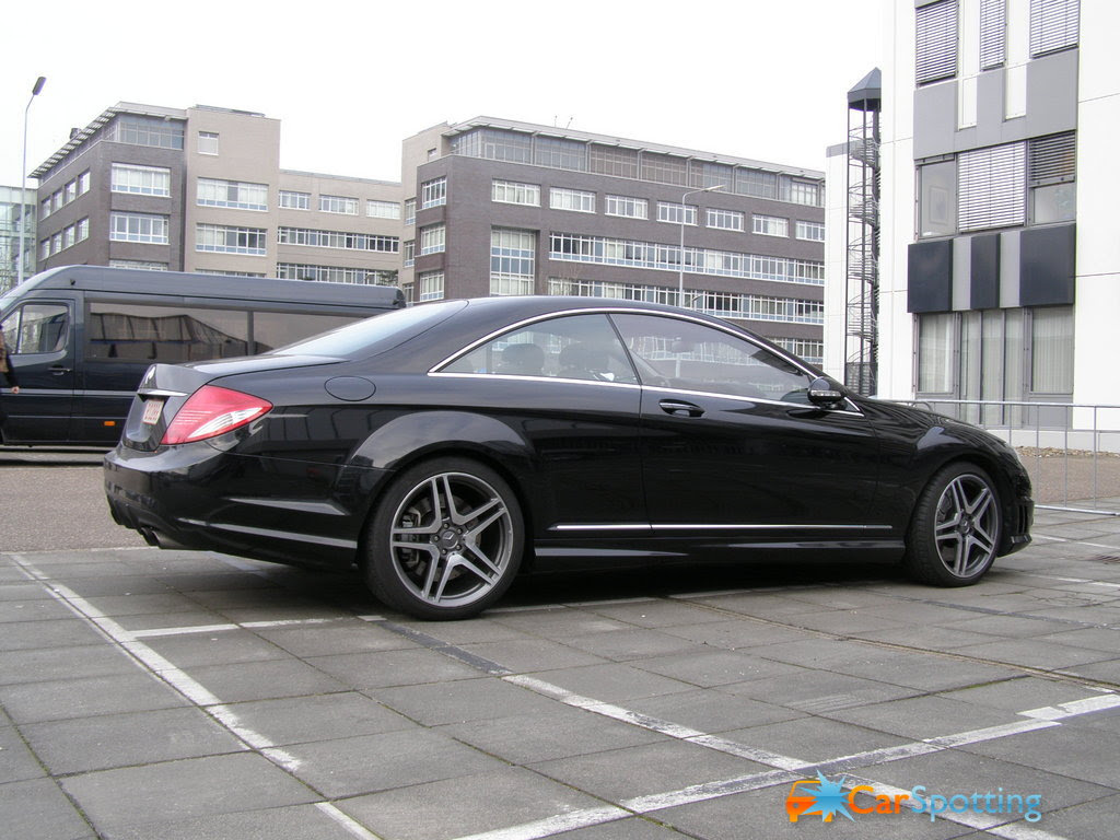 Mercedes-Benz CL 200:picture # 2 , reviews, news, specs ...