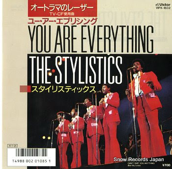 STULISTICS, THE you are everything