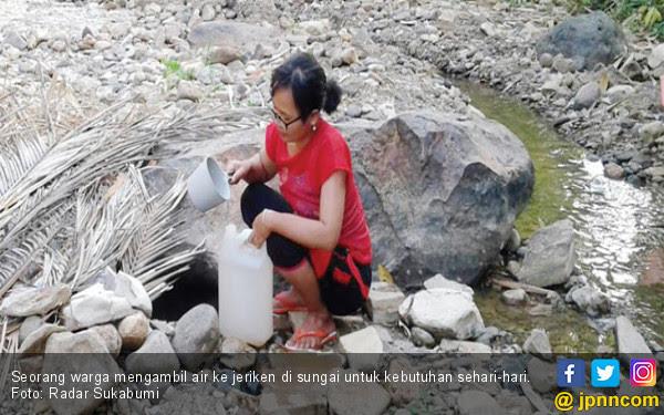 Krisis Air Bersih di Sukabumi Semakin Parah - JPNN.COM