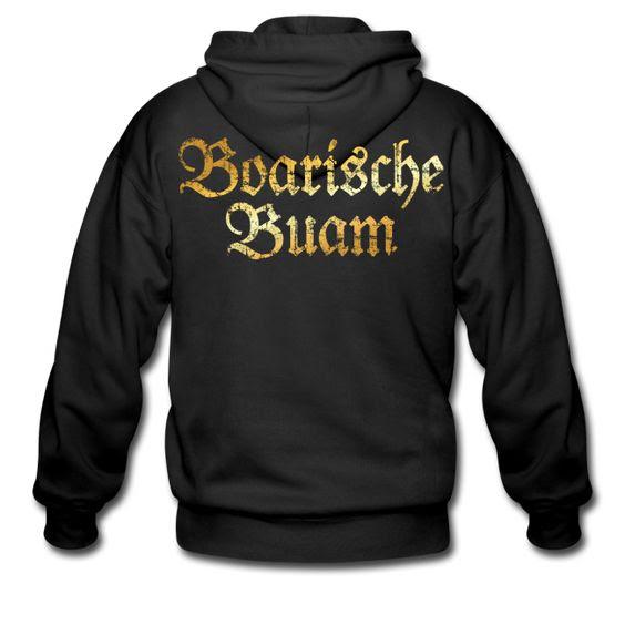 T Shirts Und Hoodies Für Boarische Buam