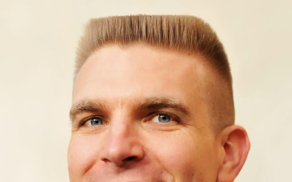 Super tips to get kick-ass mens flat top haircut