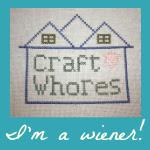 craft whores wiener badge