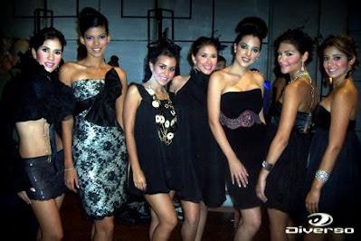 Giselle's International Models