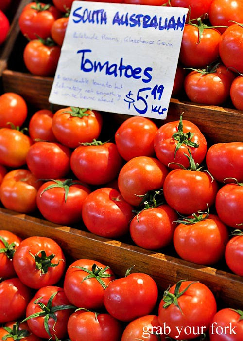 south australian tomatoes