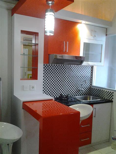 gambar lantai dapur cantik minimalis modern  rumah