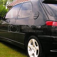 onyx black peugeot p3xy poxy