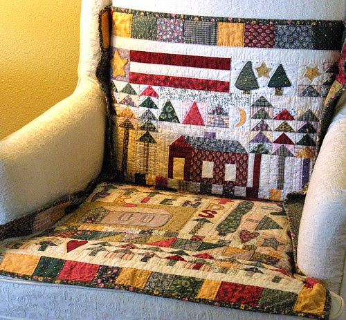 little country quilt
