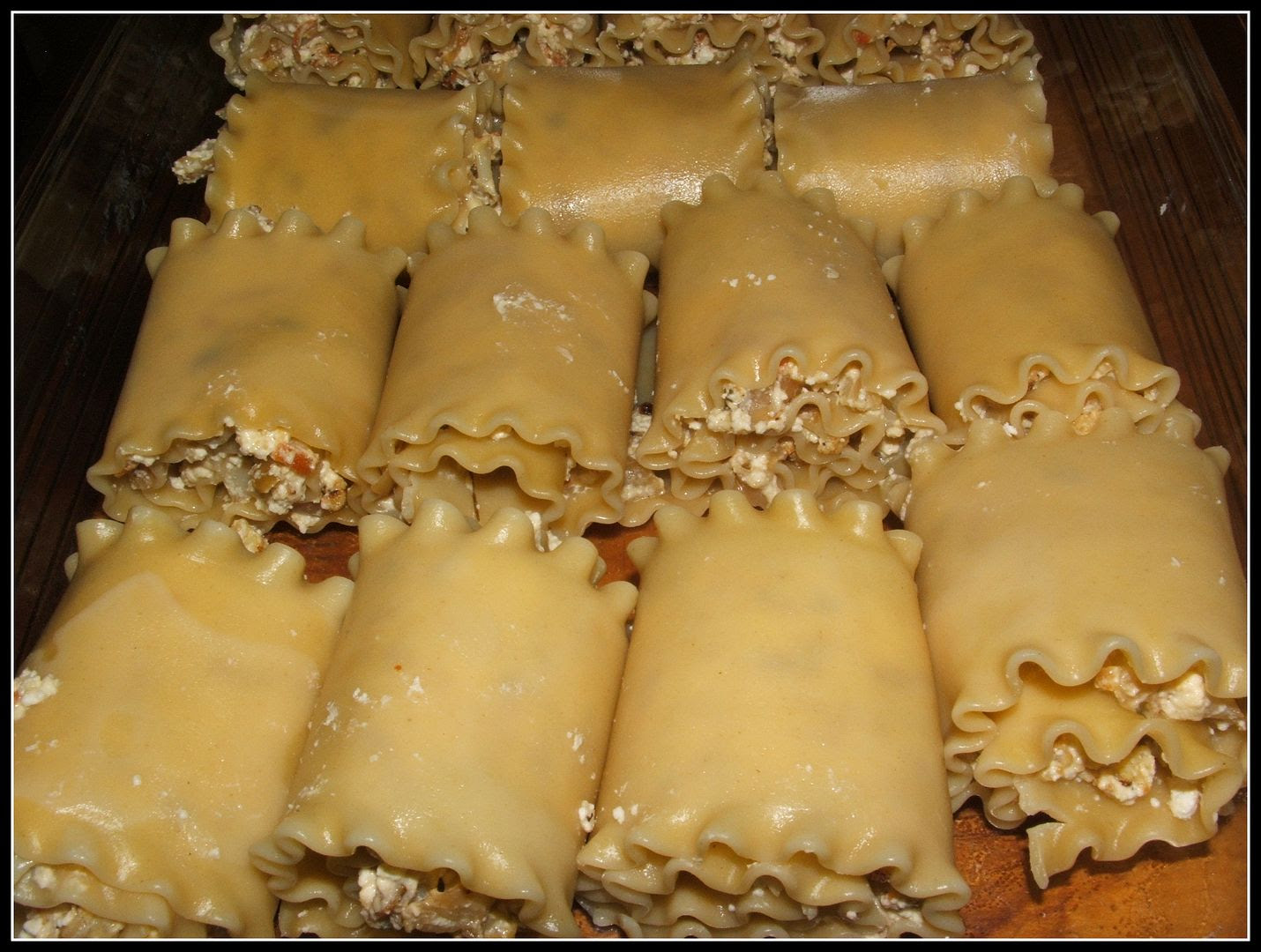 Cauliflower Lasagna Rollups by Angie Ouellette-Tower for godsgrowinggarden.com photo 010_zpse890e371.jpg
