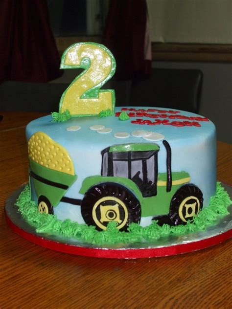 Tractor Cakes ? Decoration Ideas   Little Birthday Cakes