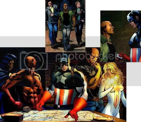 Quarteto Fantástico: Guerra Civil