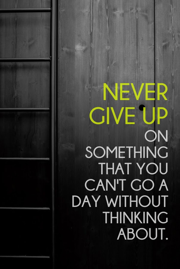 True Love Never Gives Up Quotes
