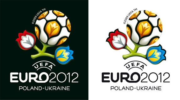 UEFA Logo, Before and After