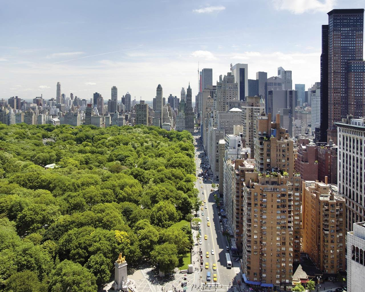 Best City New York Central Park 1280x1024 Wallpaper 3