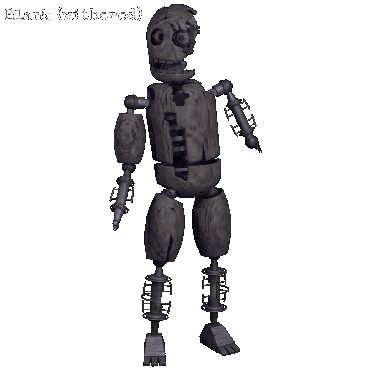 Blank | Five Nights at Candy
