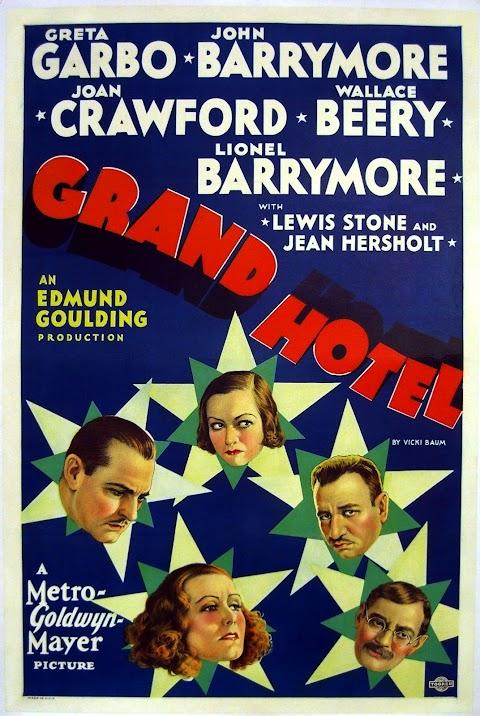 Where Was Grand Hotel 1932 Filmed