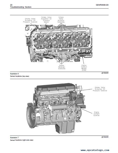 caterpillar C11 C13 C15 On-Highway Engines Troubleshooting