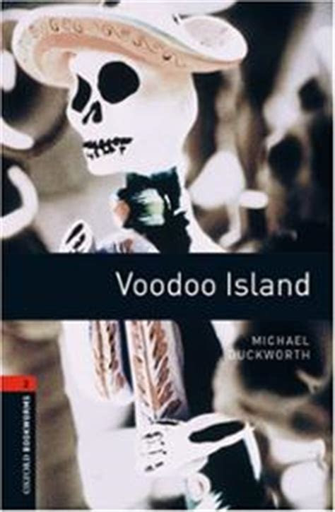 voodoo island ingilizce kitap oezeti