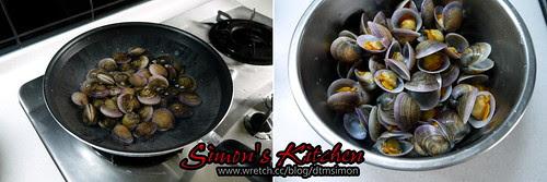 義式檸檬油醋涼拌赤嘴蛤03