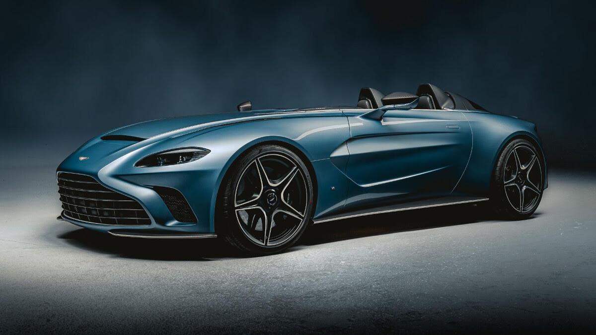 Supercars Gallery Aston Martin V12 Speedster Wiki