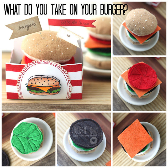 how would you like your burger?