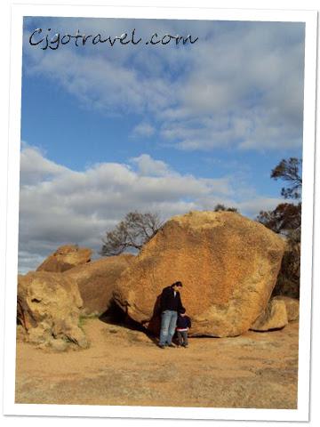 Wave Rock, WA