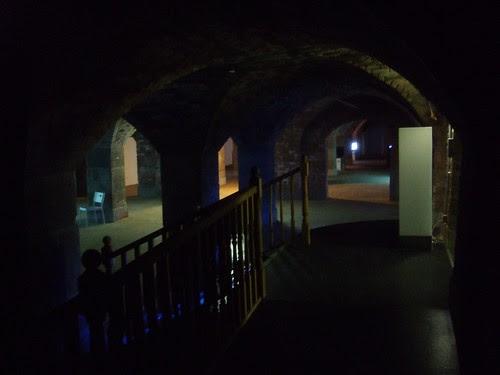 Media Landscape: Zone East in the basement of the NOVAS Contemporary Urban Centre.